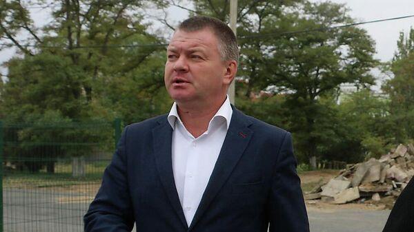 Мэр Керчи Сергей Бороздин