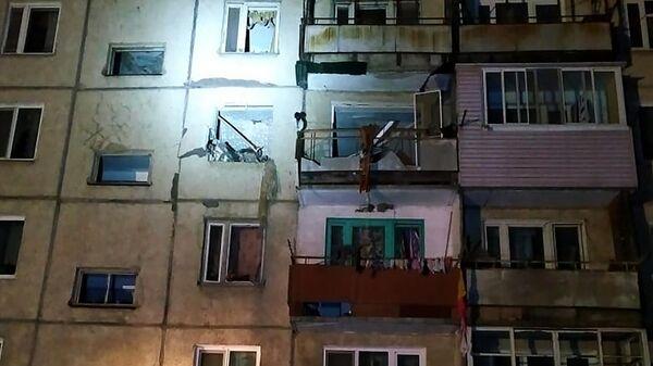 Ситуация в поселке Новонежино