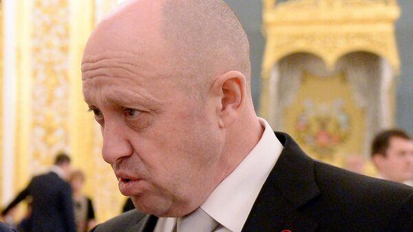 Ресторатор Евгений Пригожин
