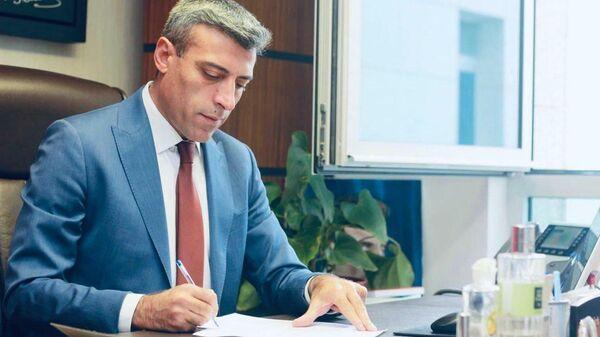 Депутат турецкого парламента Озтюрк Йылмаз