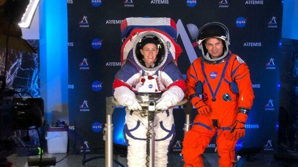 Скафандры НАСА
