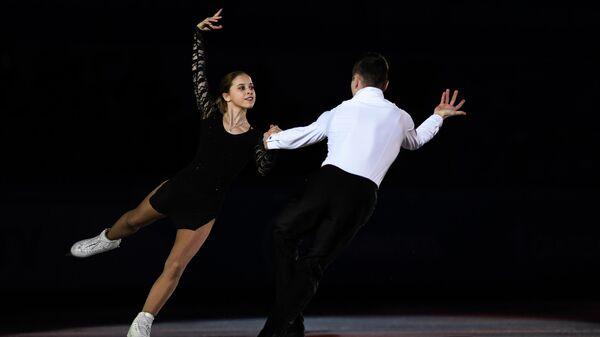 Александра Кошевая и Дмитрий Денисов