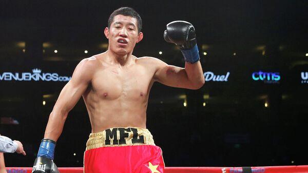 Боксер Мэн Фаньлун (Китай)