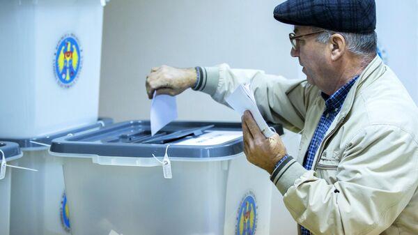 Местные выборы в Молдавии