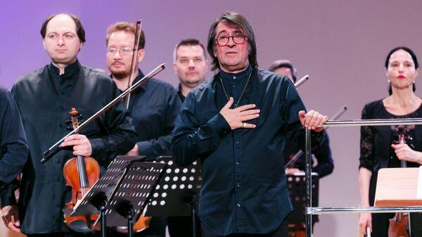 Выступление камерного ансамбля Солисты Москвы под руководством Юрия Башмета на открытии музыкального фестиваля Мелодии Арктики