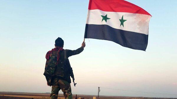 Сирийский военный