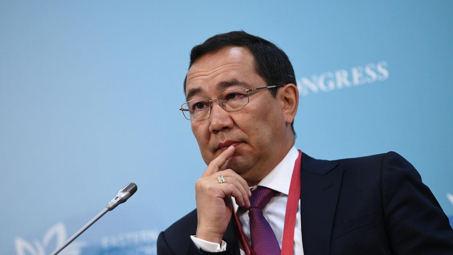Министр образования Якутии ушел в отставку по собственной инициативе