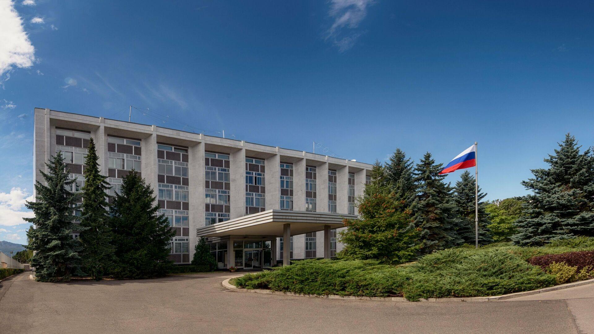 Здание Посольства Российской Федерации в Болгарии - РИА Новости, 1920, 22.03.2021