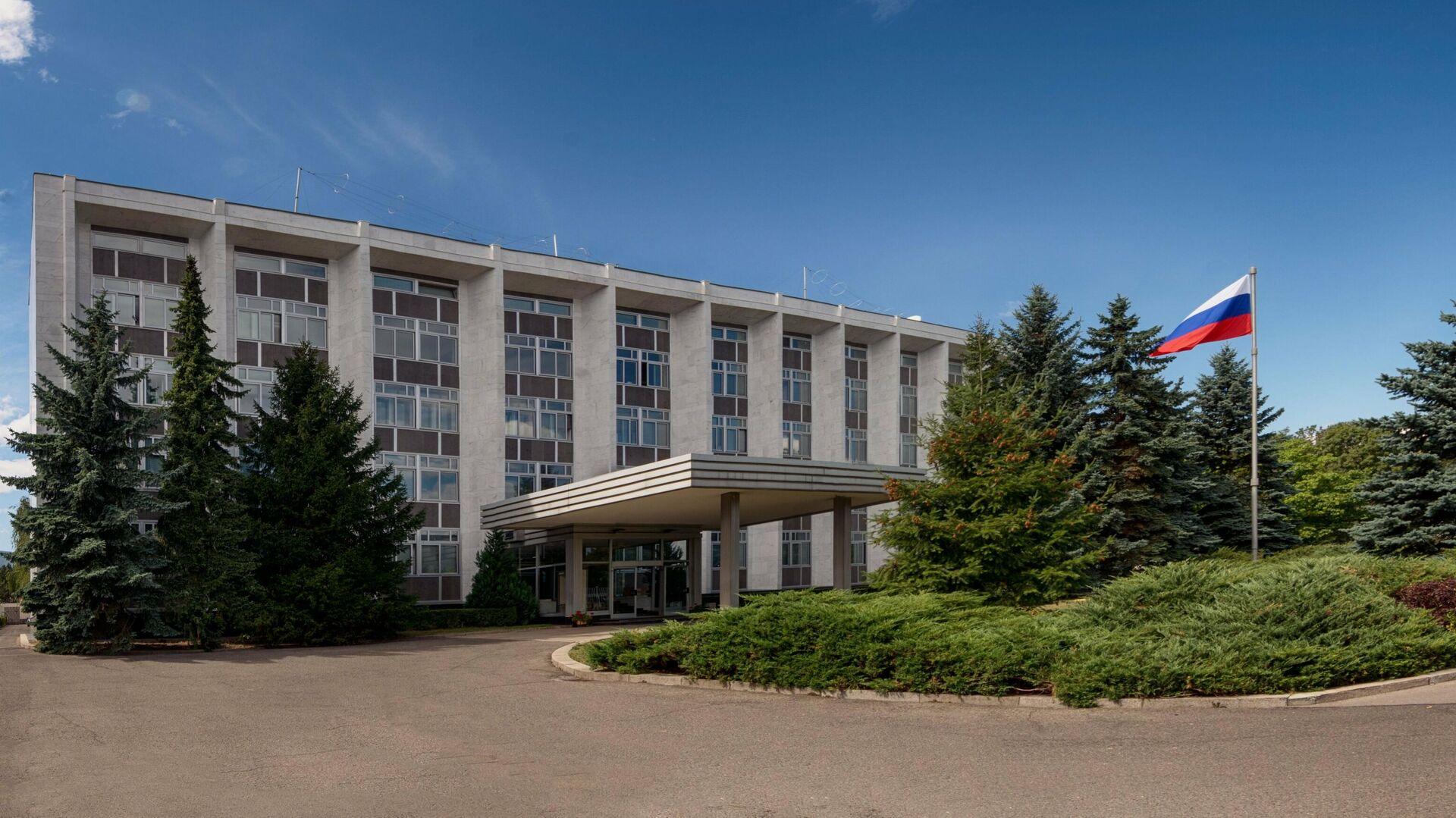 Здание Посольства Российской Федерации в Болгарии - РИА Новости, 1920, 28.04.2021
