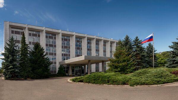 Здание Посольства Российской Федерации в Болгарии