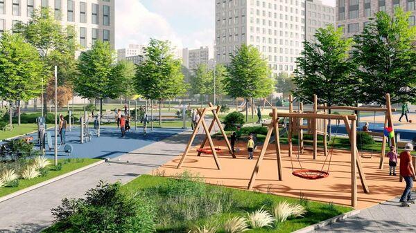 Проект планировки территории по реновации в Бескудниковском районе