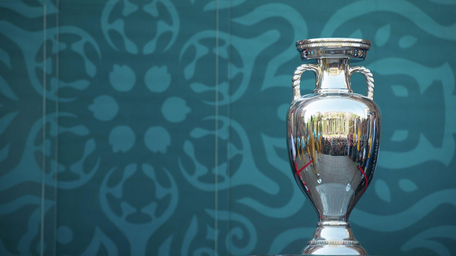 Кубок чемпионата Европы по футболу - РИА Новости, 1920, 24.03.2020