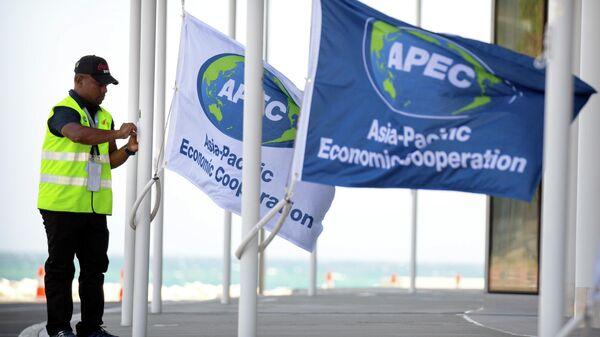 Флаги с символикой АТЭС