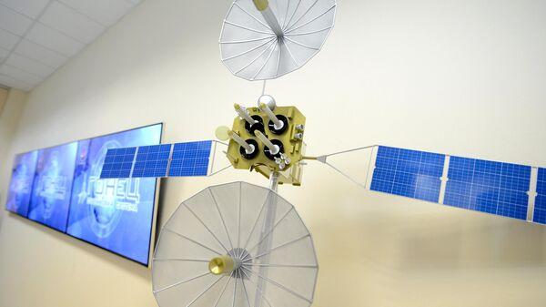 Оборудование в головном офисе компании Спутниковая система ГОНЕЦ