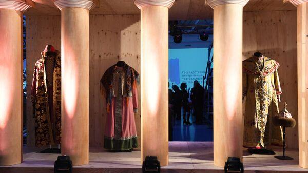 Выставка Театр.RUS в Москве
