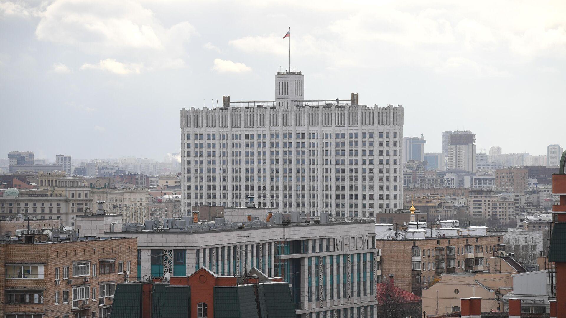 Здание правительства РФ - РИА Новости, 1920, 26.12.2019