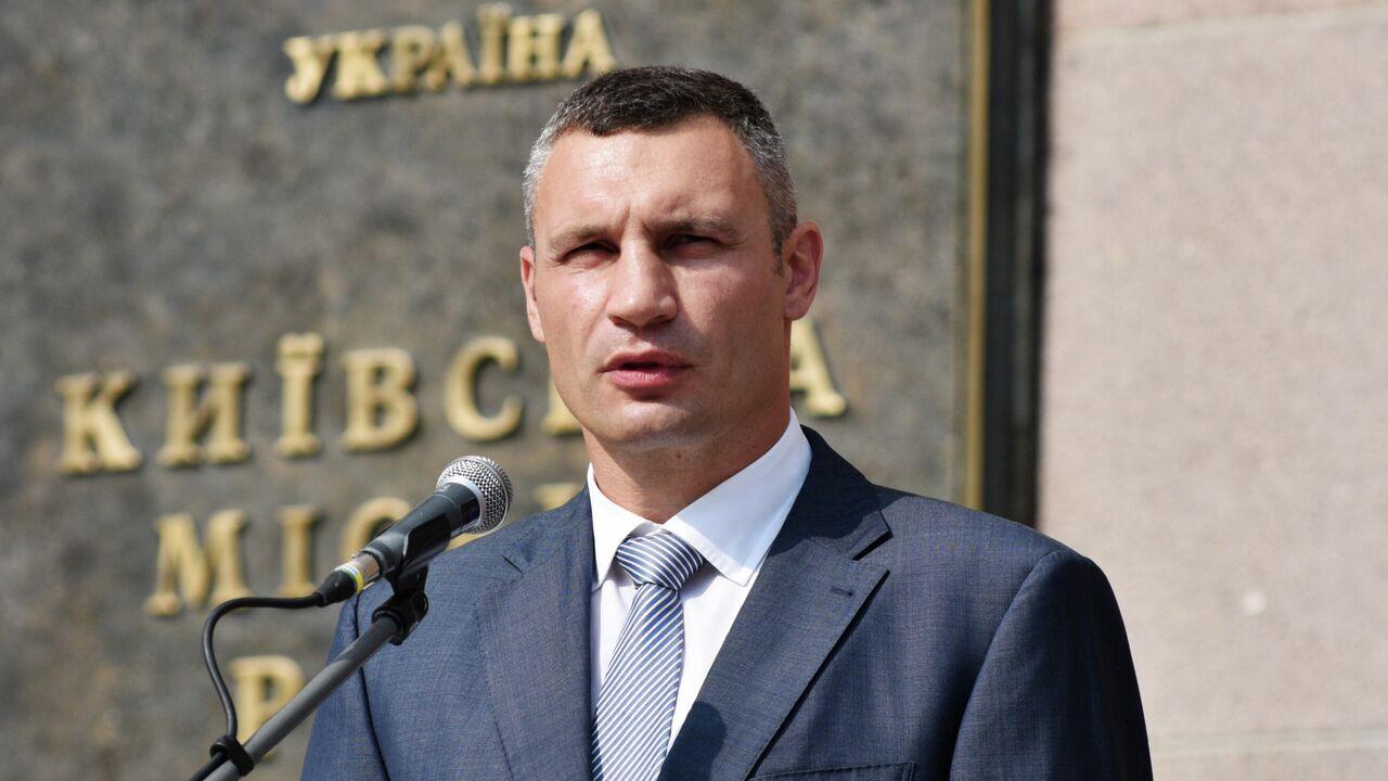 В Раде одобрили законопроект, позволяющий снять Кличко с поста главы КГГА