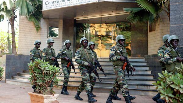 Силы безопасности Буркина-Фасо