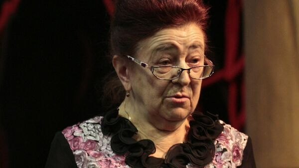 Глава Комитета солдатских матерей Флера Салиховская
