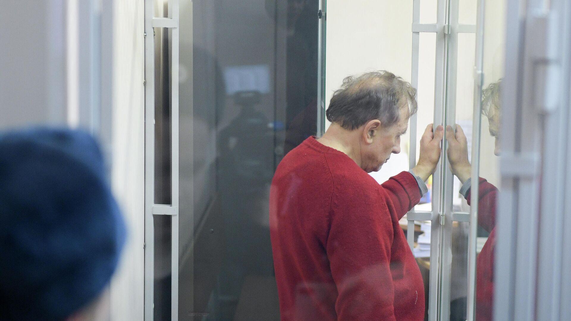 Доцент СПбГУ Олег Соколов, подозреваемый в убийстве аспирантки - РИА Новости, 1920, 27.07.2020