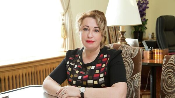 Генеральный директор ГУП РК ПАО Массандра Янина Павленко