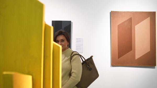 Выставка Геометризмы. 1950 - 2010-е в Москве
