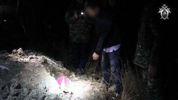 Следственные действия по делу об убийстве пятилетней девочки в Крыму
