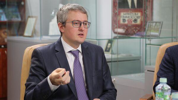 Глава правительства Якутии Владимир Солодов