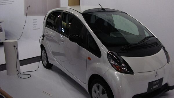 Легковой электромобиль