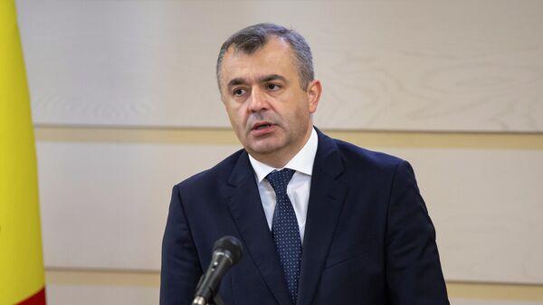 Премьер-министр Молдавии Ион Кику