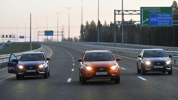 Автомобильная дорога М11 Москва — Санкт-Петербург