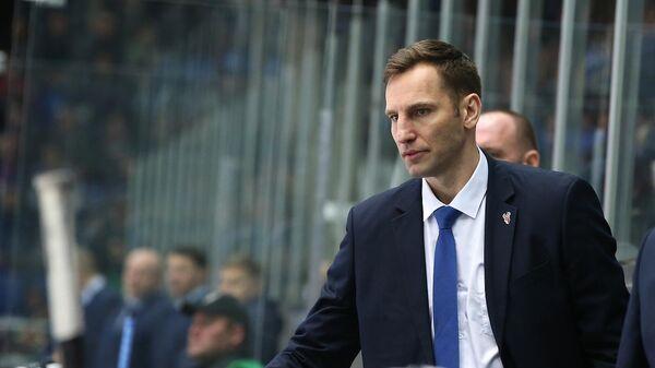 Главный тренер Торпедо Дэвид Немировски