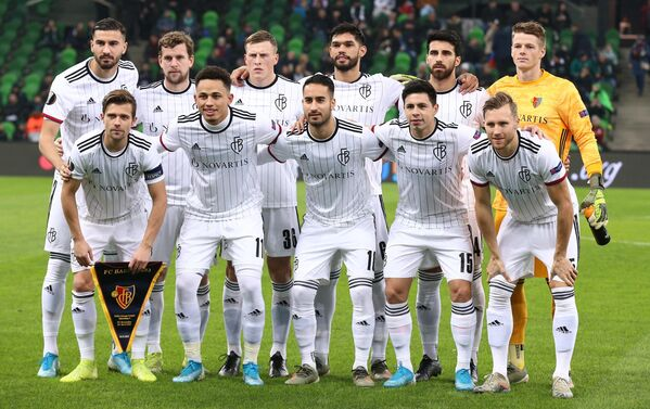 Игроки Базеля