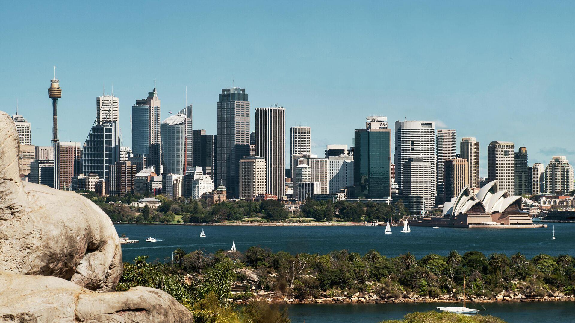 Сидней, Австралия - РИА Новости, 1920, 18.09.2021