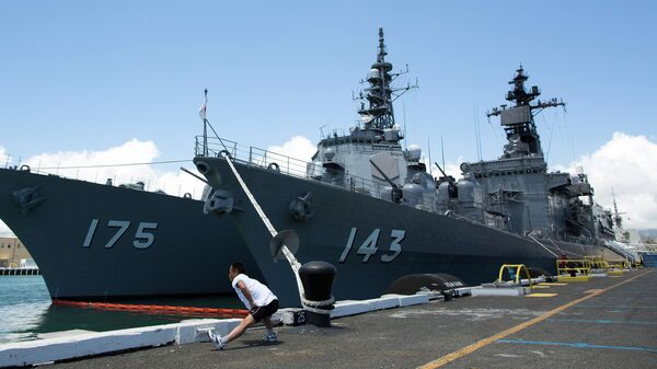 Тяжелые Японские крейсеры Myoko и Shirane