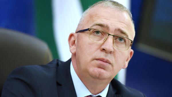 Министр внутренних дел Республики Абхазия Гарри Аршба