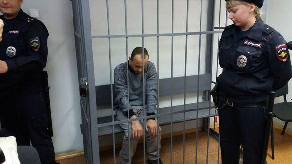 Подозреваемый в убийстве ребенка в Екатеринбурге в суде