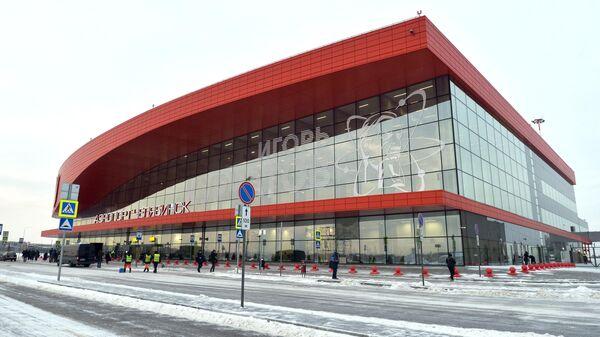 Новый терминал аэропорта Челябинск имени Игоря Курчатова