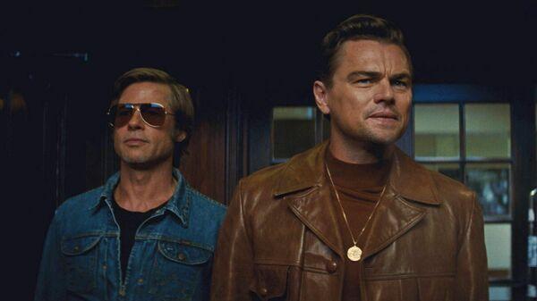 Кадр из фильма Однажды в Голливуде