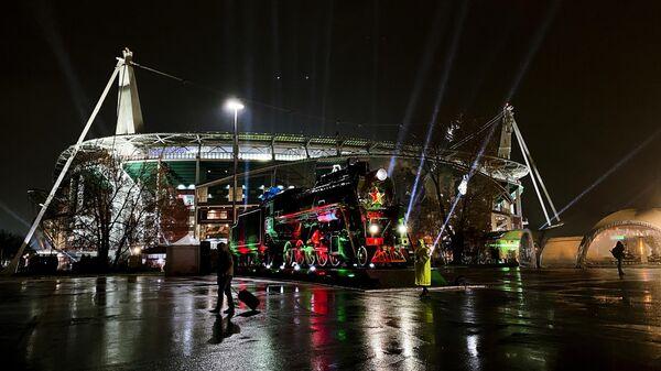 Футбольный стадион РЖД Арена