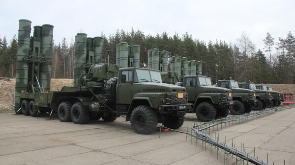 Пусковые установки С-300ПМ2