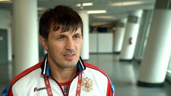 Тренер сборной России по дзюдо Хасанби Таов