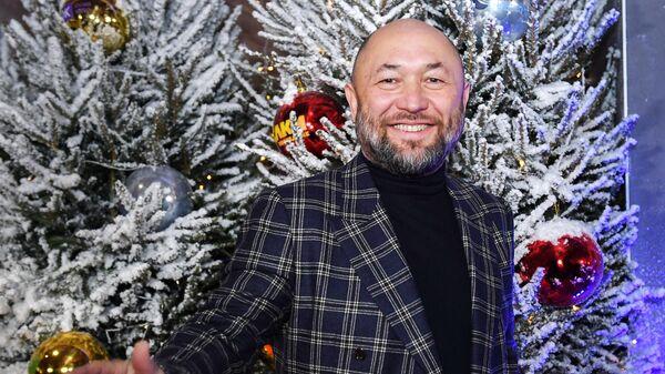 Режиссер и продюсер Тимур Бекмамбетов на премьере заключительной части новогоднего альманаха Елки последние