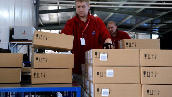 Запуск сортировочного центра по обработке заказов интернет-магазинов в Новосибирске