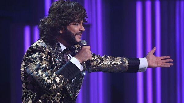 Певец Филипп Киркоров на концерте Песня года — 2019