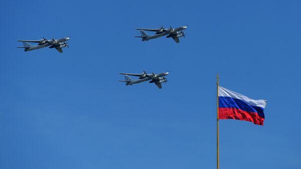 Стратегические бомбардировщики-ракетоносцы Ту-95 МС