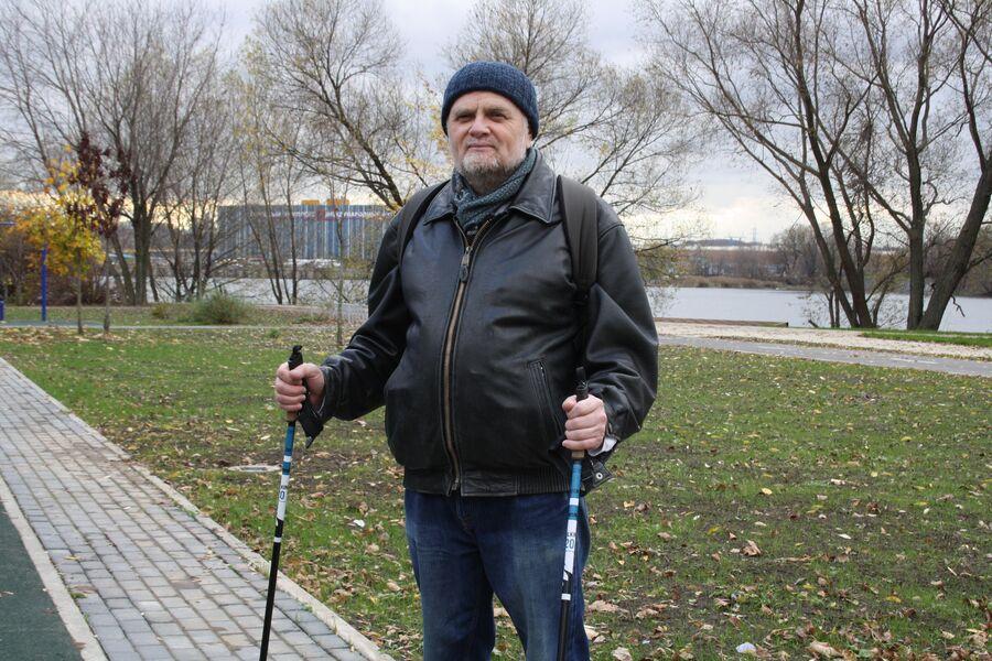 Житель Капотни Вячеслав