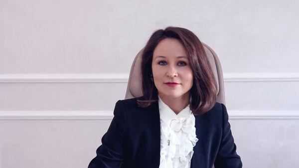 Главный внештатный специалист ‒ пластический хирург Министерства здравоохранения РФ и Департамента здравоохранения Москвы Наталья Мантурова