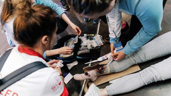 Волонтеры подготовят программу обучения россиян навыкам первой помощи