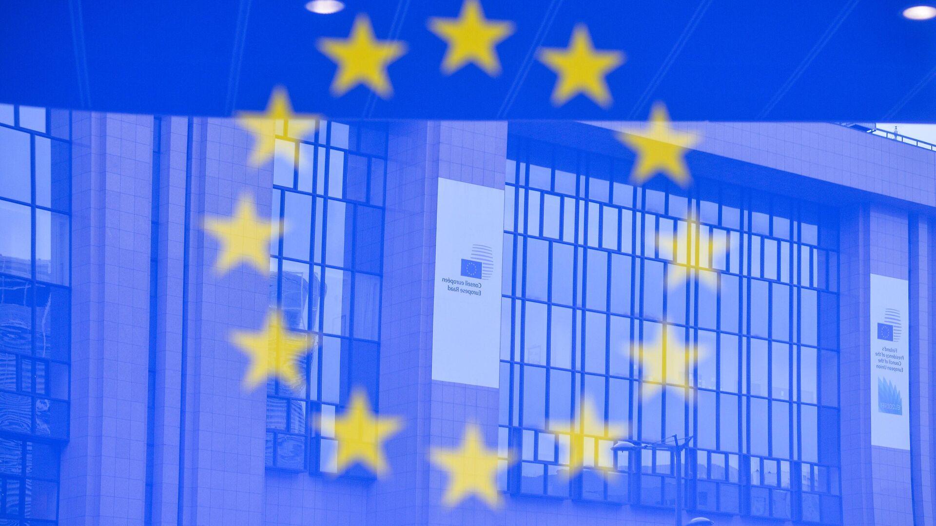 Саммит ЕС в Брюсселе - РИА Новости, 1920, 07.12.2020